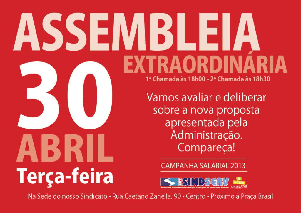 assembleia 30 de abril