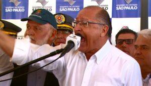 Alckmin histérico