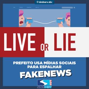 live or lie